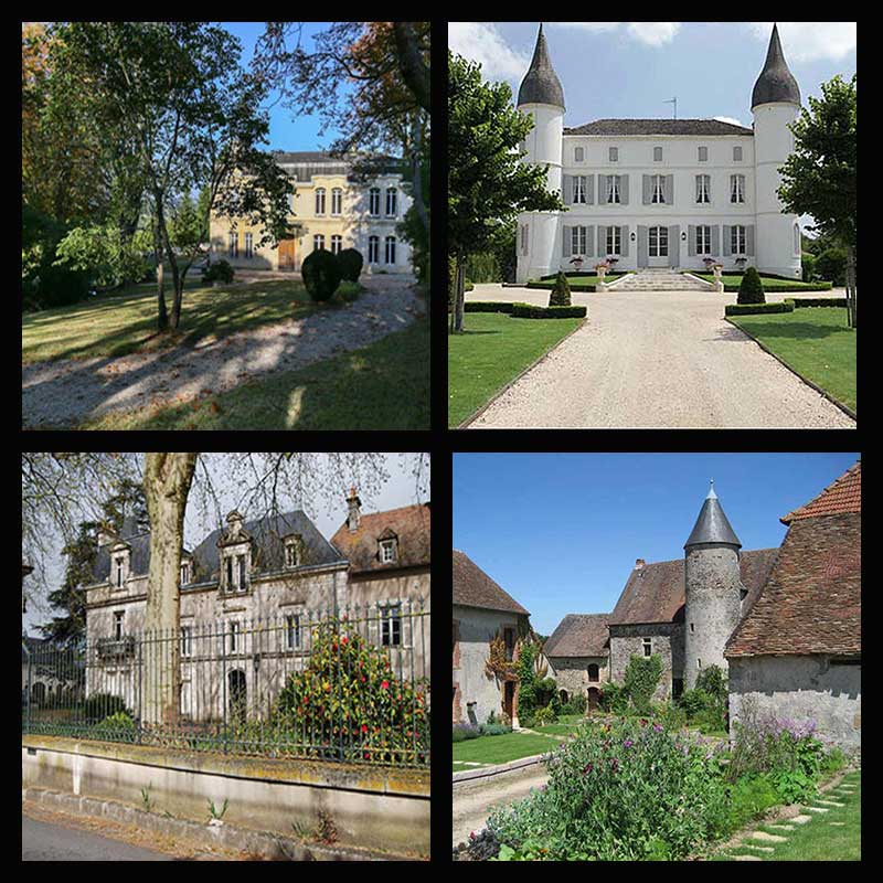French Chateau sales by Sifex - Gallery ten