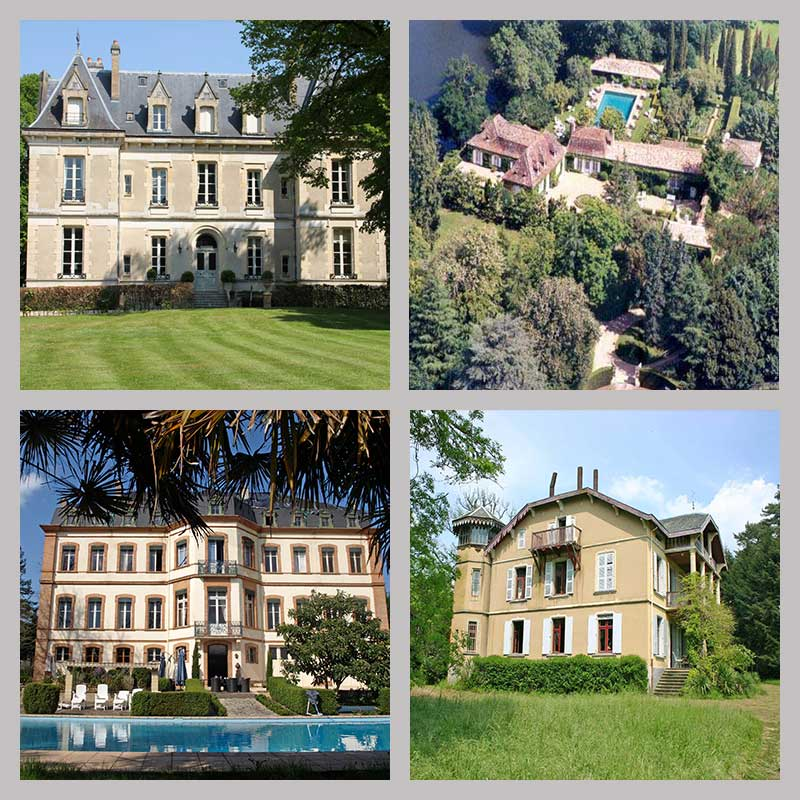 French Chateau sales by Sifex - Gallery twelve.