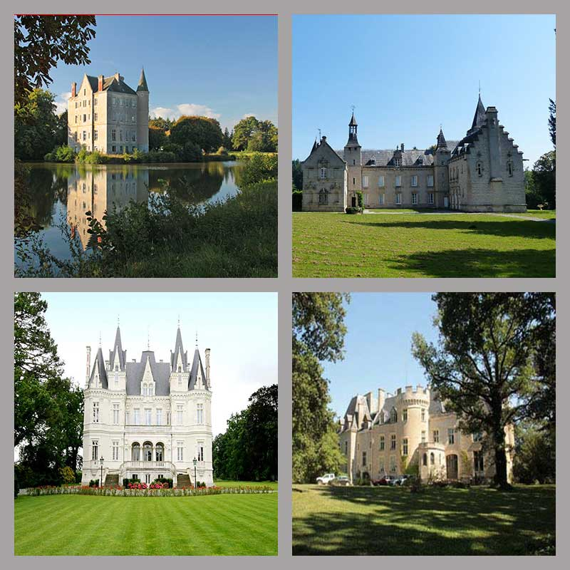 French chateau sales by Sifex - Gallery thirteen.