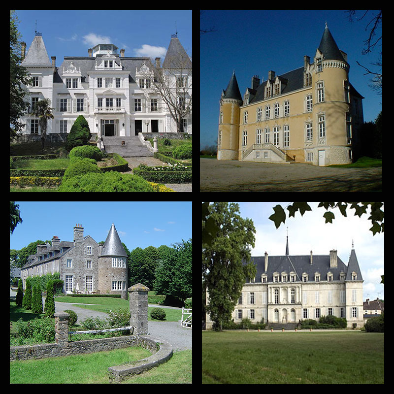 French Chateau sales by Sifex - Gallery three