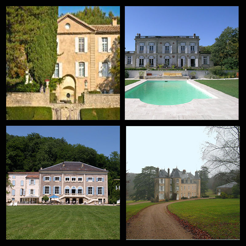 French Chateau sales by Sifex - Gallery seven