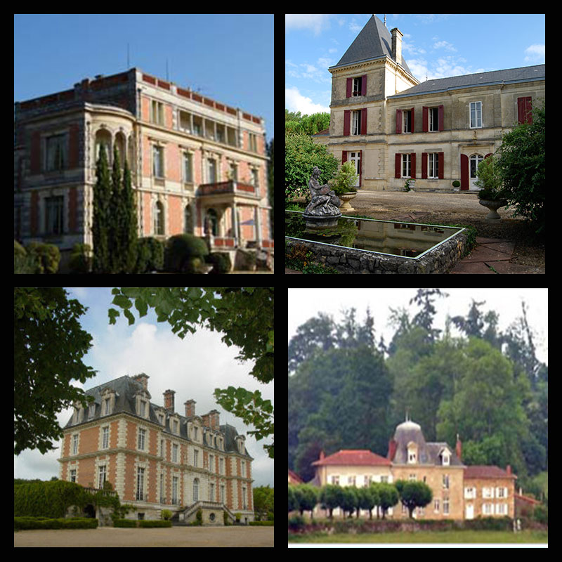 French Chateau sales by Sifex - Gallery eight