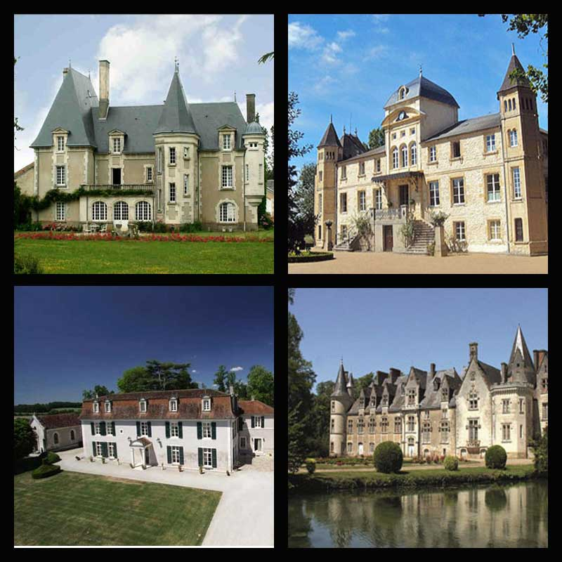 French Chateau sales by Sifex - Gallery nine