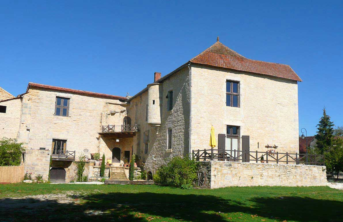 Magnificent Medieval Village Chateau for sale