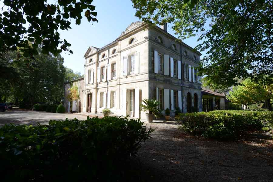 Historic 18/19th C Chateau for sale in the Lot area