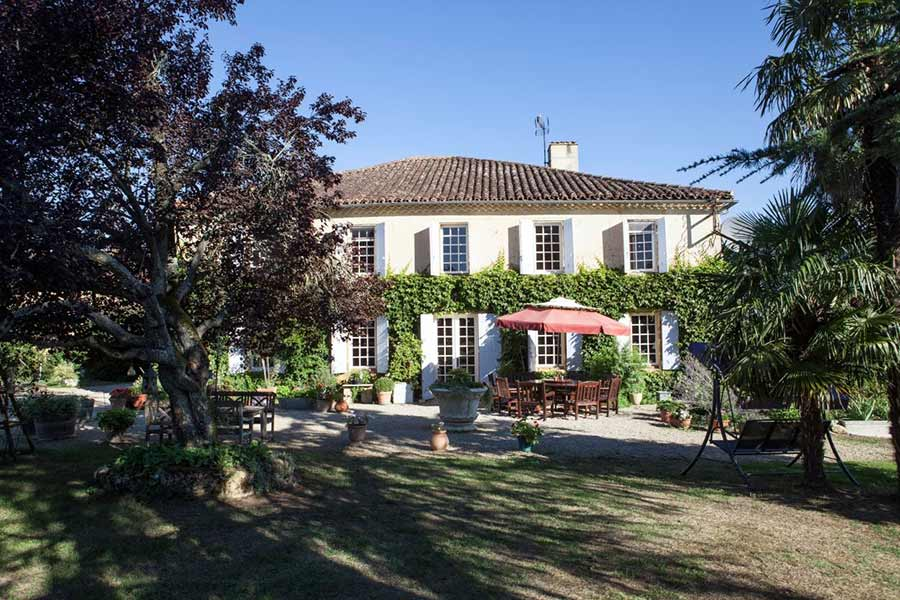 Magnificent 19th C Manoir for sale - Pool & Guest Hse.