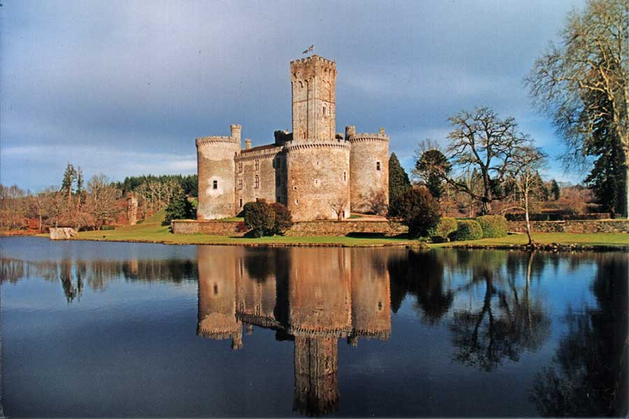 Stunning Medieval Chateau for sale- Exceptional.