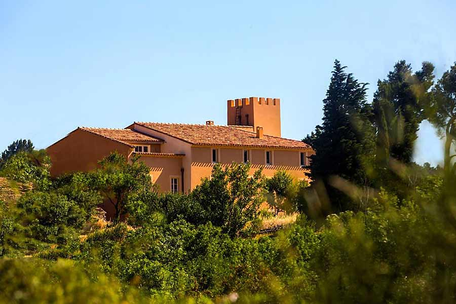 19th C. Mas and Vineyard for sale near Carcassonne.