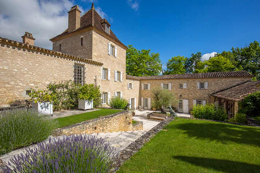 Magnificent Renovated Estate for sale - Fortified Farm.