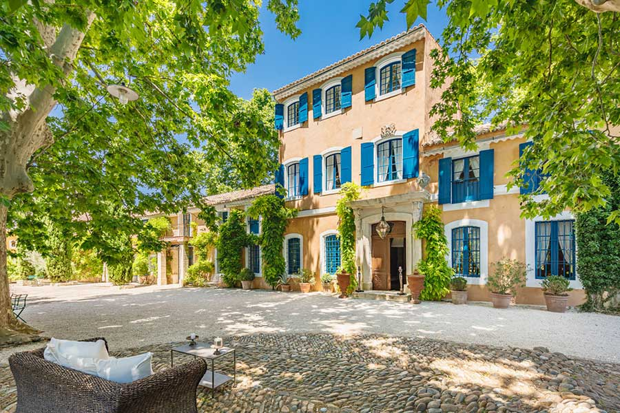 Turnkey 18th C. Bastide  & Estate for sale.