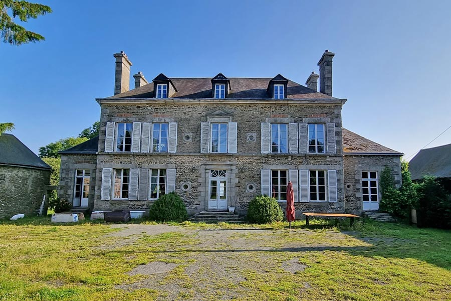 Charming 18th C. Manoir for sale-Normandy