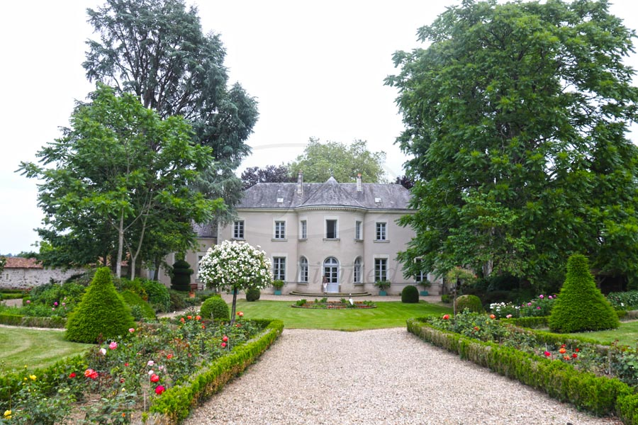 Charming 18th C. property for sale South of Nantes