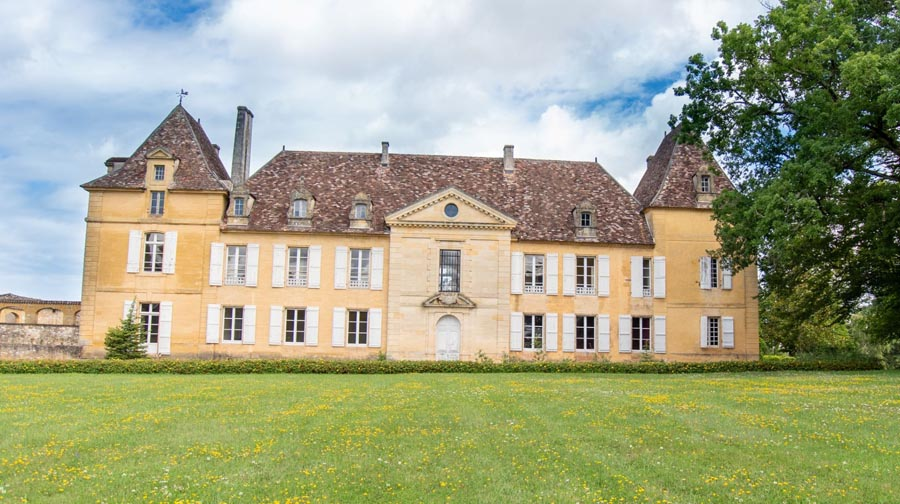 Fabulous chateau for sale listed as a historical monument