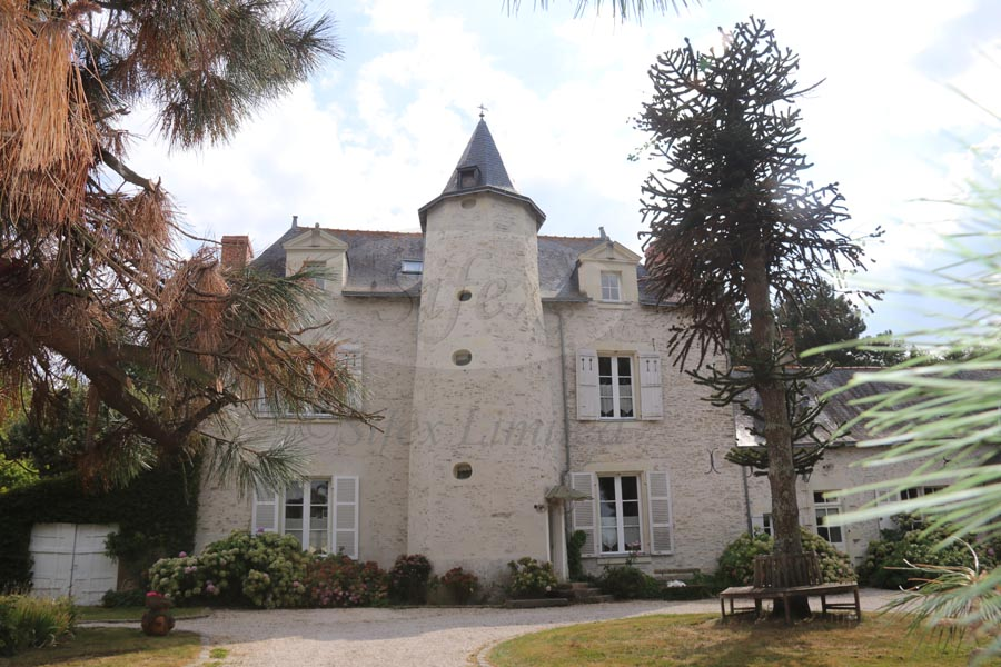Charming manor house for sale near Nantes