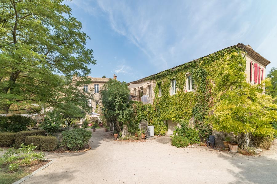 Ancient 18th C mill for sale- Edge of a famous wine village