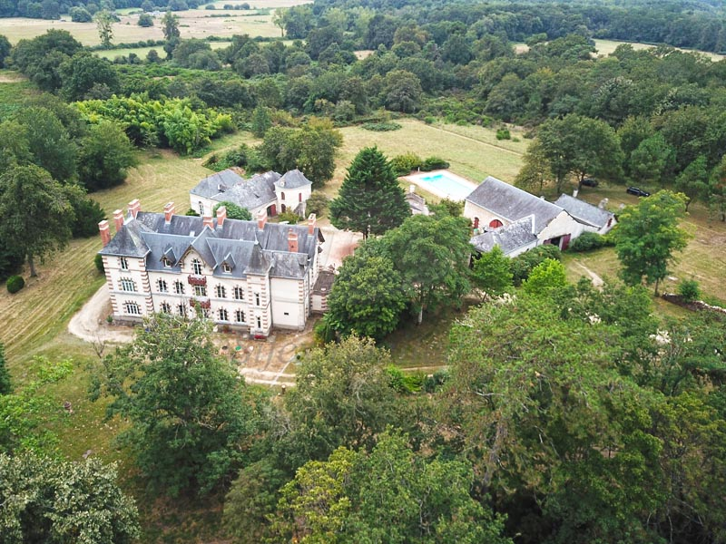 Beautiful priory for sale